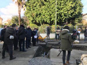 DÉMARRAGE DES TRAVAUX DU RÉSEAUX DE CHALEUR URBAIN DANS LE QUARTIER SARAGOSSE